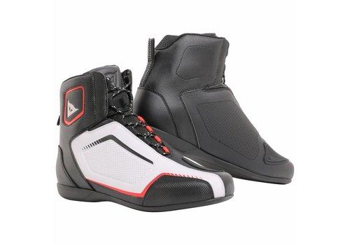 Dainese Dainese Raptors AIR Schuhe Schwarz Weiß Rot