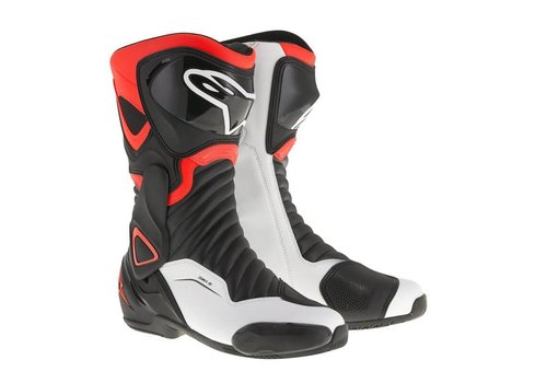 Alpinestars Alpinestars SMX 6 V2 Boots Black Red White