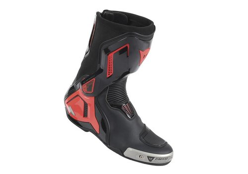 Dainese Dainese Torque D1 Out Boots Black Fluo Red
