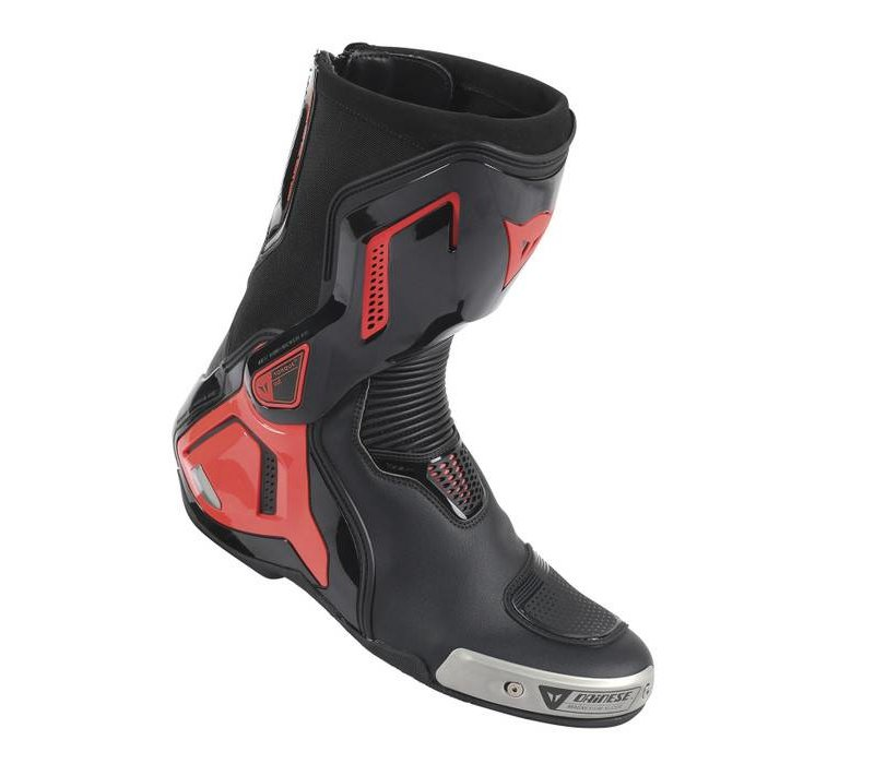 aeb1a4d7dc54e Dainese Dainese Torque D1 Out Boots Black Fluo Red