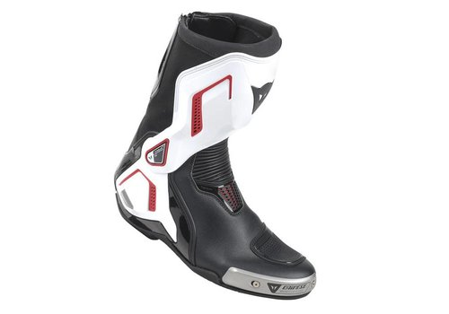 Dainese Dainese Torque D1 Out Stivali Nero Bianca Rosso