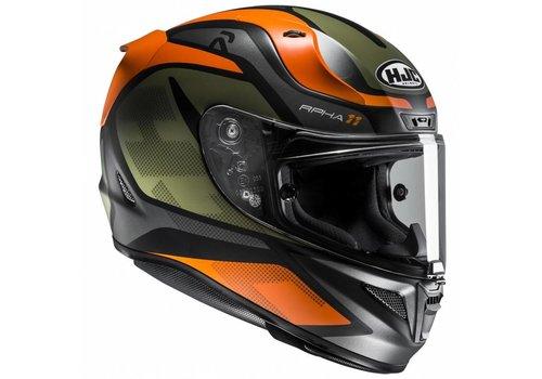 HJC HJC RPHA 11 Deroka Helmet Black Green