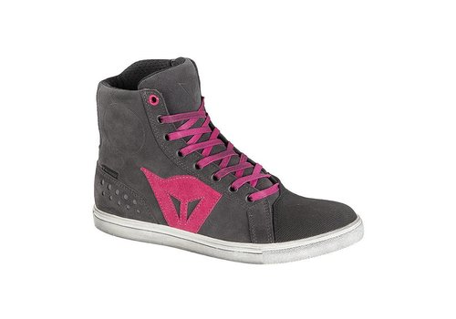 Dainese Dainese Street Biker Lady D-WP Shoes Black Fuchsia