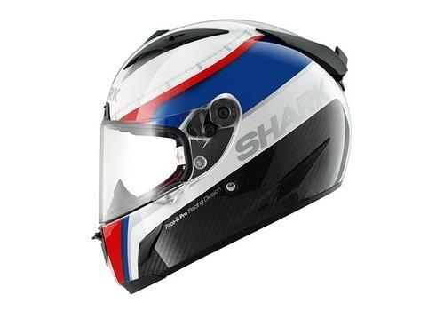 Shark Race-r Pro Carbon Racing Division Helmet WBR