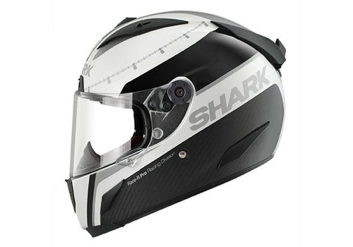 Shark Shark Race-r Pro Carbon Racing Division Helmet WKS