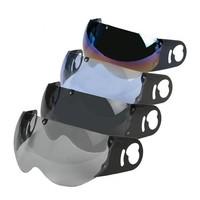ROOF ROOF Boxxer Fiberglass Viper Systeem Helm Wit Zwart Rood + 50% korting op een Extra Vizier!