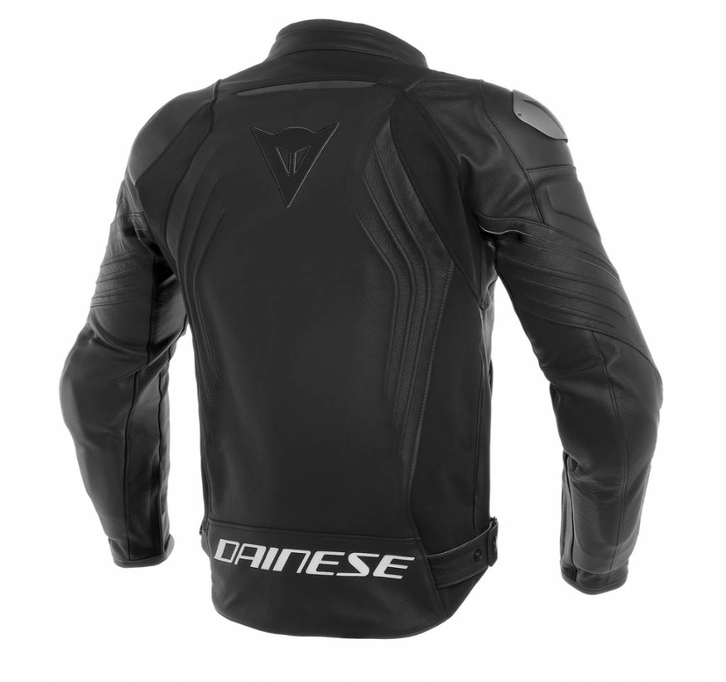 Dainese Racing 3 Jacket - Black - Champion Helmets Motorcycle Helmets 00b1314308458