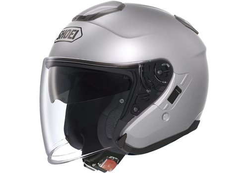 Shoei Shoei J-Cruise Helm Zilver