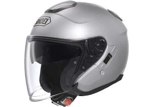 Shoei Shoei J-Cruise Silver Helmet