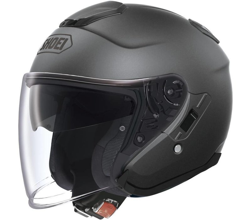 Shoei J-Cruise Matt Grey Helmet