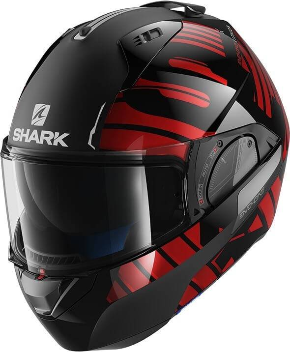 Shark Evo-One 2 Lithion Dual Helmet KUR