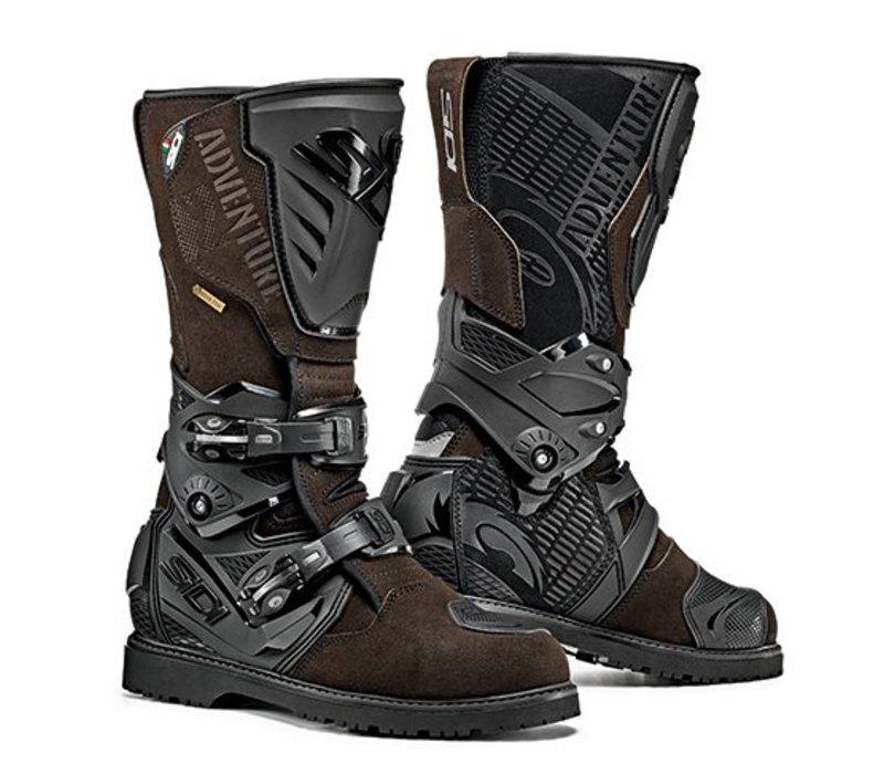 Adventure 2 Goretex Boots - Black Brown