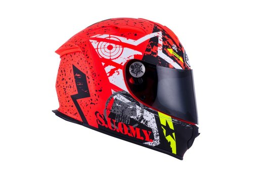 Suomy Suomy SR Sport Stars Orange Helm