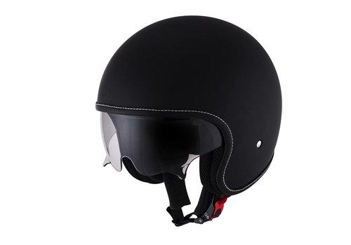 Suomy Suomy Rokk Mat Zwart Helm