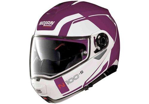 Nolan Nolan N100-5 Consistency N-Com Fuchsia Kiss Helm