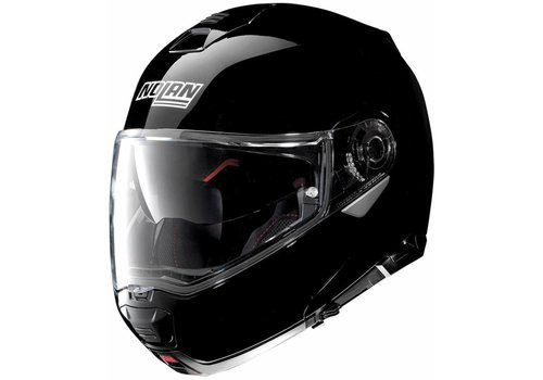 Nolan Nolan N100-5 Classic N-Com Schwarz Helm