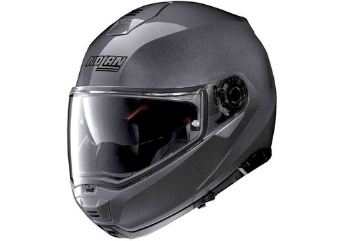 Nolan Nolan N100-5 Classic N-Com Grau Helm