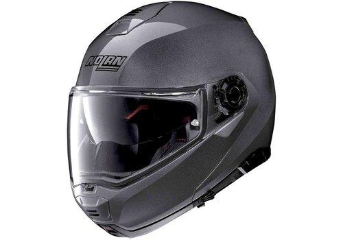 Nolan Nolan N100-5 Classic N-Com Grijs Helm