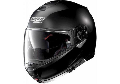 Nolan Nolan N100-5 Classic N-Com Mat Zwart Helm