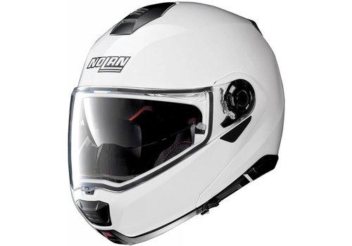 Nolan Nolan N100-5 Special N-Com Pure White Helmet