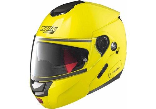 Nolan Nolan N90-2  Hi-Visibility N-com Helm