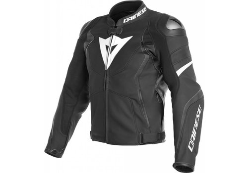 Dainese Dainese Avro 4 leather Jacket Black White