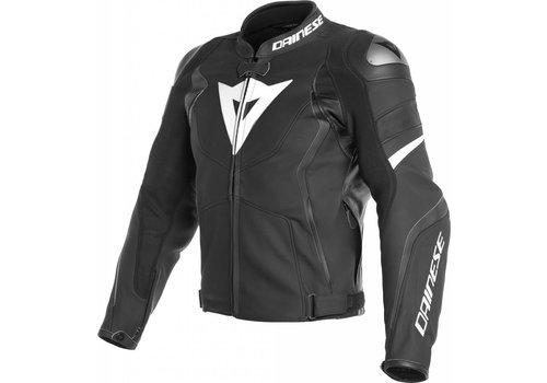 Dainese Кожаные куртки Dainese Avro 4 черный белый