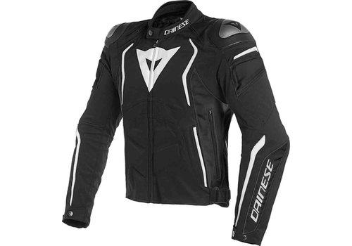 Dainese Dainese Dyno Tex Jacket Black White
