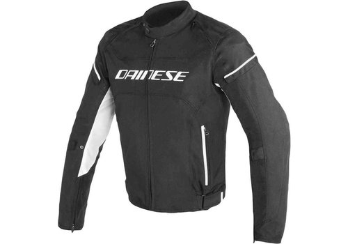 Dainese Dainese D-frame Tex Jacket Black White
