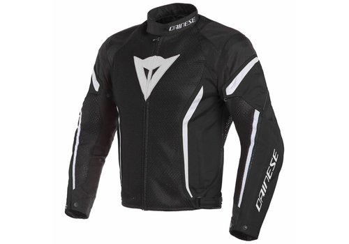 Dainese Dainese Air crono 2 Tex Jacket Black White