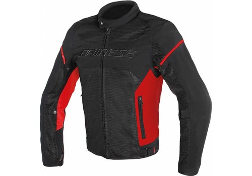 Dainese Dainese Air frame D1 Tex Jacket Black Red