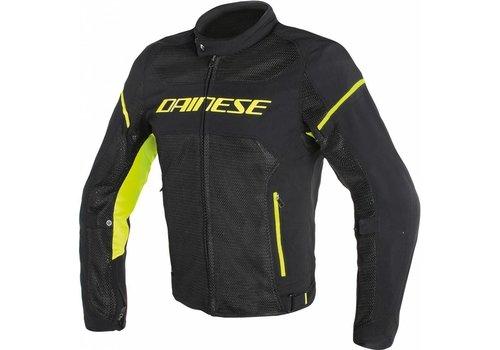 Dainese куртки Dainese Air frame D1 Tex черный желтый Fluo