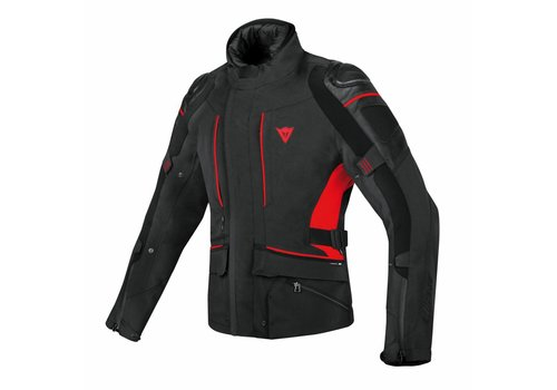 Dainese Veste Dainese D-Cyclone Gore-Tex Noir Rouge