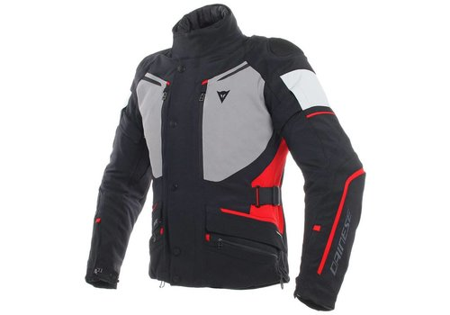 Dainese Carve Master 2 GTX Giacca Nero Rosso
