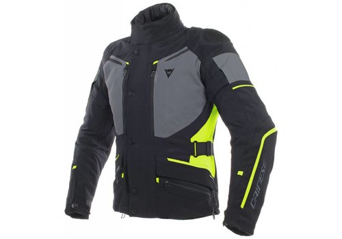 Dainese Carve Master 2 GTX  Jacket Black Yellow Fluo