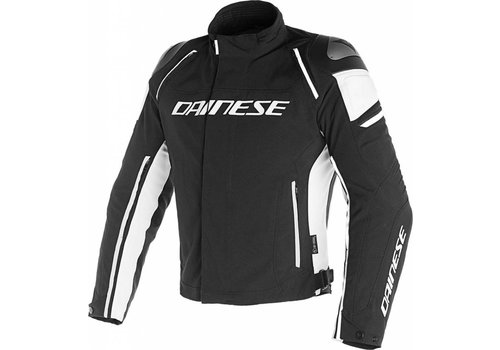 Dainese Dainese Racing 3 D-Dry Jacket Black White