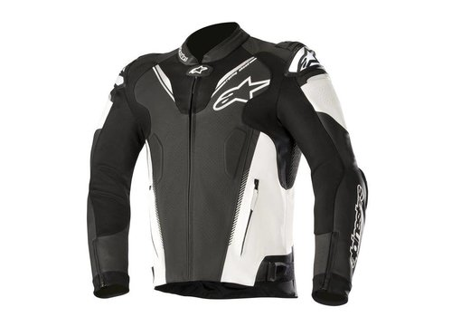 Alpinestars Alpinestars Atem V3 leather Jacket Black White