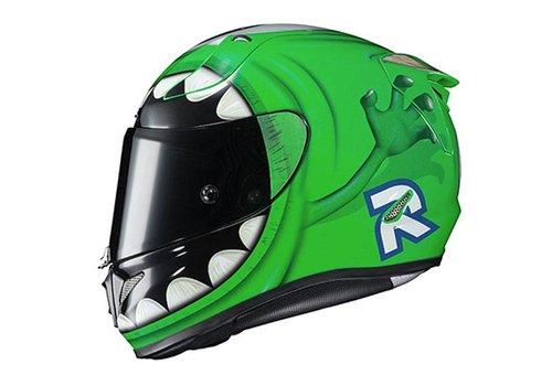HJC RPHA 11 Pro Mike Wazowski Helm