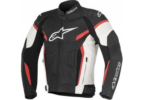 Alpinestars Alpinestars GP Plus R V2 Leather Jacket Black White Red