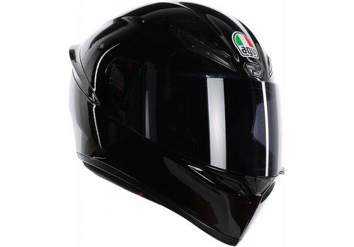 AGV K-1 черный шлем