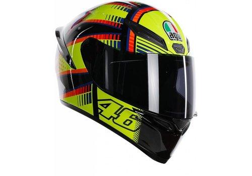 AGV K-1 Rossi Soleluna 2015
