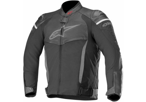 Alpinestars Alpinestars SPX Leather Jacket Black