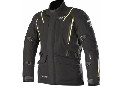 Alpinestars Alpinestars Big Sure Gore-Tex Pro Tech-Air Textile Jas Zwart Fluo Geel