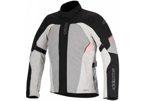 Alpinestars Giacca Alpinestars Ares Gore-Tex Textile Nero Grigio Rosso
