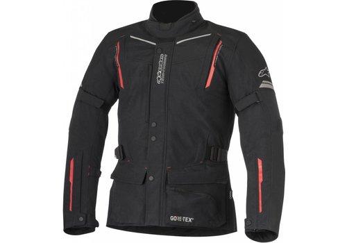 Alpinestars Chaqueta Alpinestars Guayana Gore-Tex Textile Negro Rojo