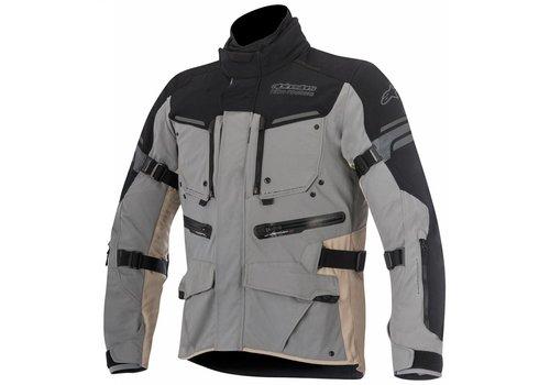 Alpinestars куртка Alpinestars Valparaiso 2 Drystar черный Серый