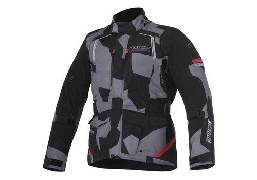 Alpinestars Andes V2 DS Jacket Black Camo Red