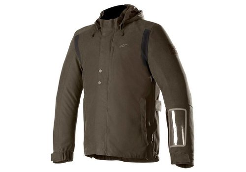 Alpinestars Alpinestars Marshall Drystar Jacket Brown