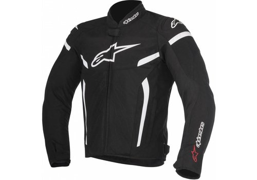 Alpinestars Alpinestars T-GP Plus R V2 Textile Jacket Black White