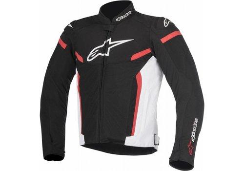 Alpinestars Alpinestars T-GP Plus R V2 Textile Jacket Black White Red